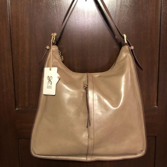 Hobo Bags Genuine Leather Cecily Cobblestone Purse Handbag Shoulder Bag NWT